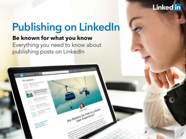 Increasing Your Exposure With LinkedIn Publisher Blogging Fusion Blog Directory