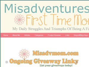 Misadventures of a First Time Mom