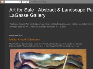 LaGasse Gallery - Abstract & Landscape Art Paintings