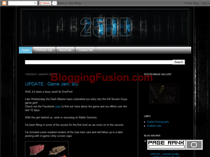 25-hour day Blogging Fusion Blog Directory