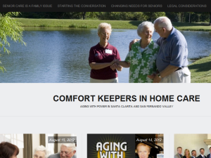 Comfort Keepers In Home Care Blogging Fusion Blog Directory