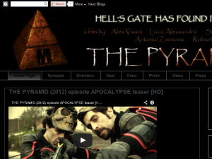 The Pyramid - horror movie Blogging Fusion Blog Directory