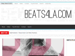 Beats4LA Blogging Fusion Blog Directory