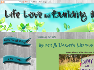Life Love and Building a Dream Blogging Fusion Blog Directory