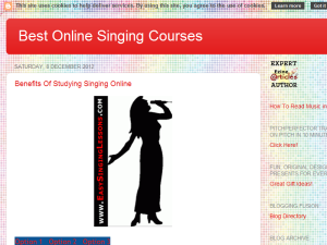 Best Online Singing Courses