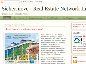 Real Estate in India - Sicherm