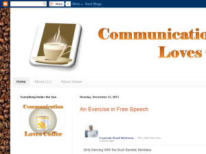 Communication Loves Coffee