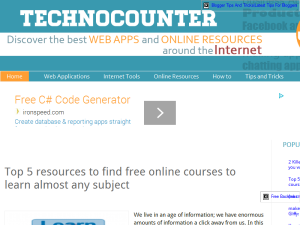 Technocounter Blogging Fusion Blog Directory