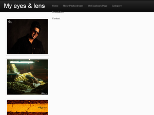 My eyes & lens Blogging Fusion Blog Directory