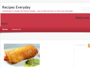 Recipes Everyday
