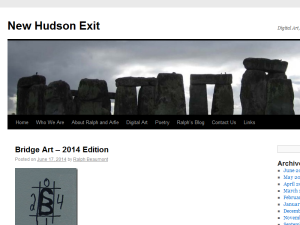 New Hudson Exit Blogging Fusion Blog Directory