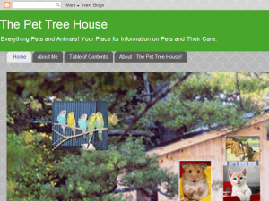 The Pet Tree House