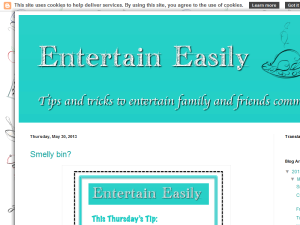 Entertain Easily