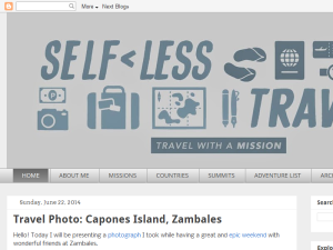 Selfless Travels Blogging Fusion Blog Directory