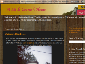 A Little Cornish Home Blogging Fusion Blog Directory