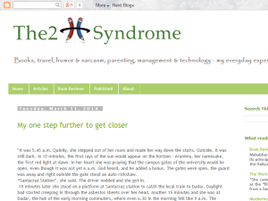 The 2X Syndrome