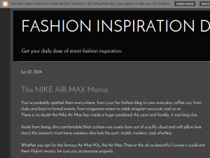 Fashion Inspiration Daily Blogging Fusion Blog Directory