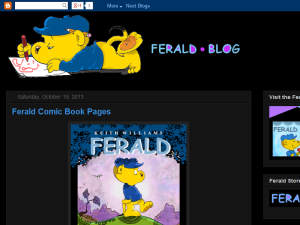 Ferald Blog Blogging Fusion Blog Directory