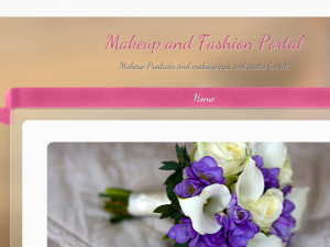 Makeup and Fashion Portal Blogging Fusion Blog Directory