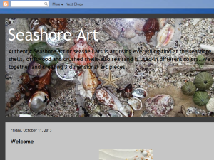 Seashore Art Blogging Fusion Blog Directory