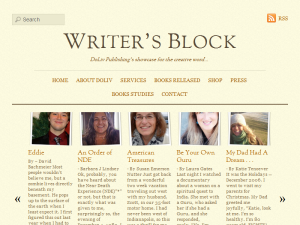 Writer's Block Blogging Fusion Blog Directory