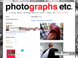 Nick Lloyd Photography Gallery Blogging Fusion Blog Directory