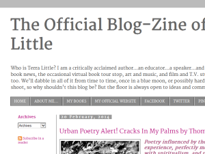 The Official Blog-Zine of Terra Little Blogging Fusion Blog Directory