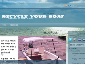 Recycle Your Boat
