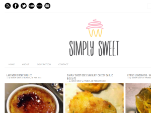 Simply Sweet Blogging Fusion Blog Directory