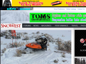 SnoWest Snowmobile Magazine