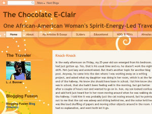 The Chocolate E-Clair
