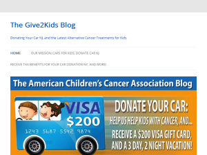 Give2Kids Blogging Fusion Blog Directory