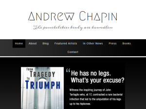 Chattin' with Chapin Blogging Fusion Blog Directory