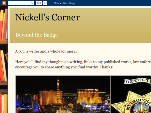 Nickell's Corner Blogging Fusion Blog Directory