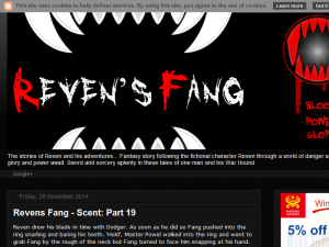 Reven's Fang Blogging Fusion Blog Directory