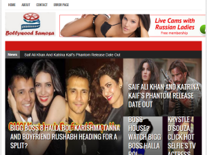 BOLLYWOOD NEWS CHANNEL Blogging Fusion Blog Directory