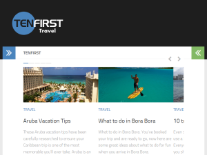 Tenfirst Travel Blogging Fusion Blog Directory