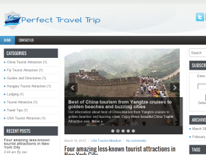 Perfect Travel Trip | Travel Tips, Ideas And Reviews Blogging Fusion Blog Directory