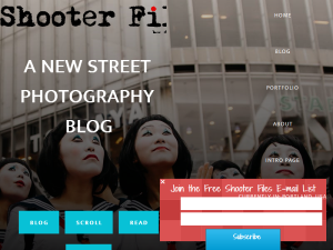 Shooter Files Blogging Fusion Blog Directory