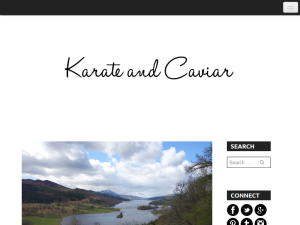 Karate and Caviar Blogging Fusion Blog Directory