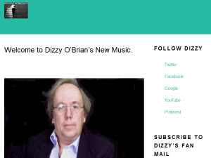 Dizzy O'Brian's New Music Blogging Fusion Blog Directory