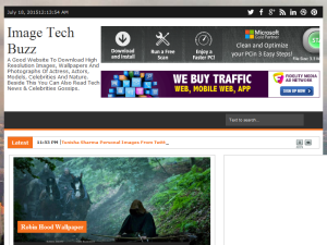 Image Tech Buzz Blogging Fusion Blog Directory
