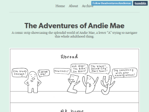 The Adventures of Andie Mae Blogging Fusion Blog Directory
