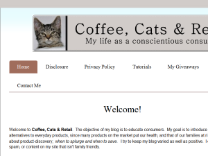 Coffee, Cats & Retail