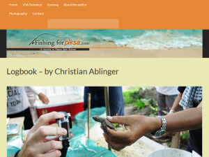 Fishing for piksa Blogging Fusion Blog Directory