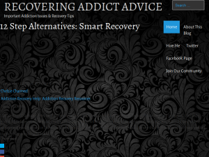 Recovering Addict Advice Blogging Fusion Blog Directory