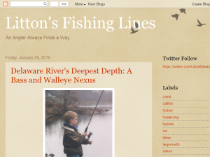 Litton's Fishing Lines Blogging Fusion Blog Directory