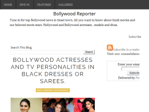 Bollywood Actresses selective photo gallery , hindi movies updates. Blogging Fusion Blog Directory