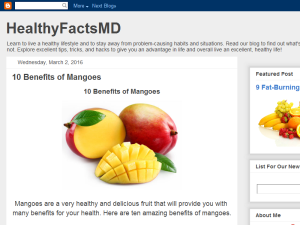 HealthyFactsMD
