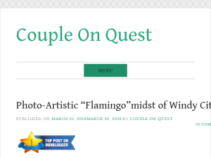 Couple On Quest Blogging Fusion Blog Directory